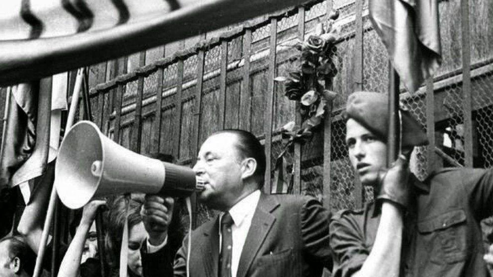 El día en que pregunté a Blas Piñar por Yolanda González, asesinada de dos tiros