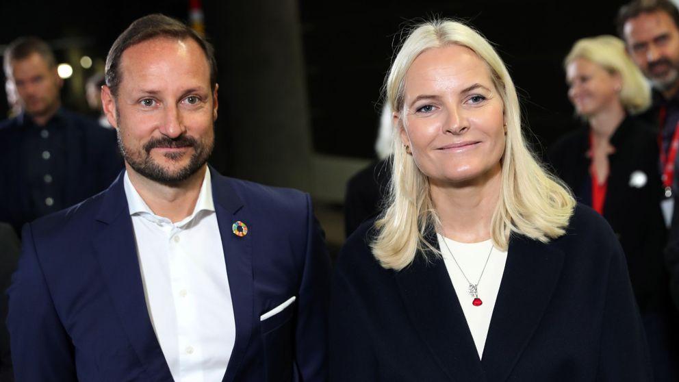 ¡Viva el amor! La original celebración del aniversario de boda de Haakon y Mette-Marit