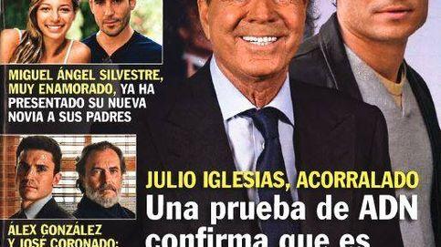 Kiosco rosa: Terelu Campos no aguanta más y Julio Iglesias es padre de un joven de 41 años