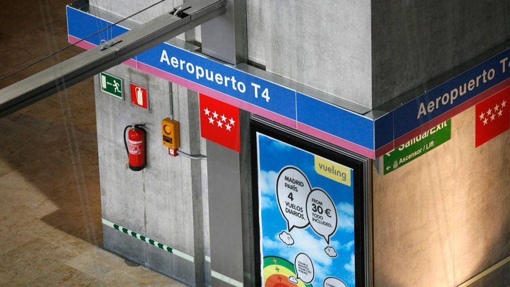 Las mejores 'apps' y servicios para sobrevivir al cierre de la L8 del metro de Madrid