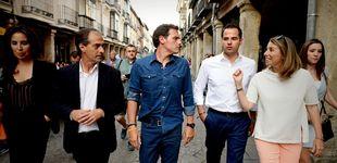 Post de Crisis en Cs Galicia: se van 6 miembros por la elección del candidato en Pontevedra