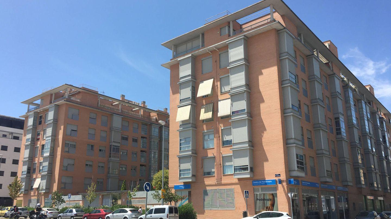 Urbanización de Las Tablas (Madrid) donde vivió Juan Carlos Márquez desde 2014 hasta aproximadamente 2017. (M. García)