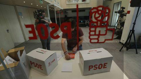 En directo | Los militantes del PSOE eligen a su secretario general