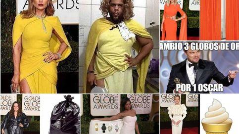 Recopilamos los mejores memes y gifs de los 'Globos de Oro 2016'