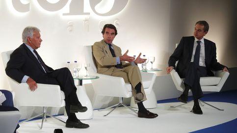 González, Aznar y ZP acusan de romper la convivencia en Cataluña a Puigdemont