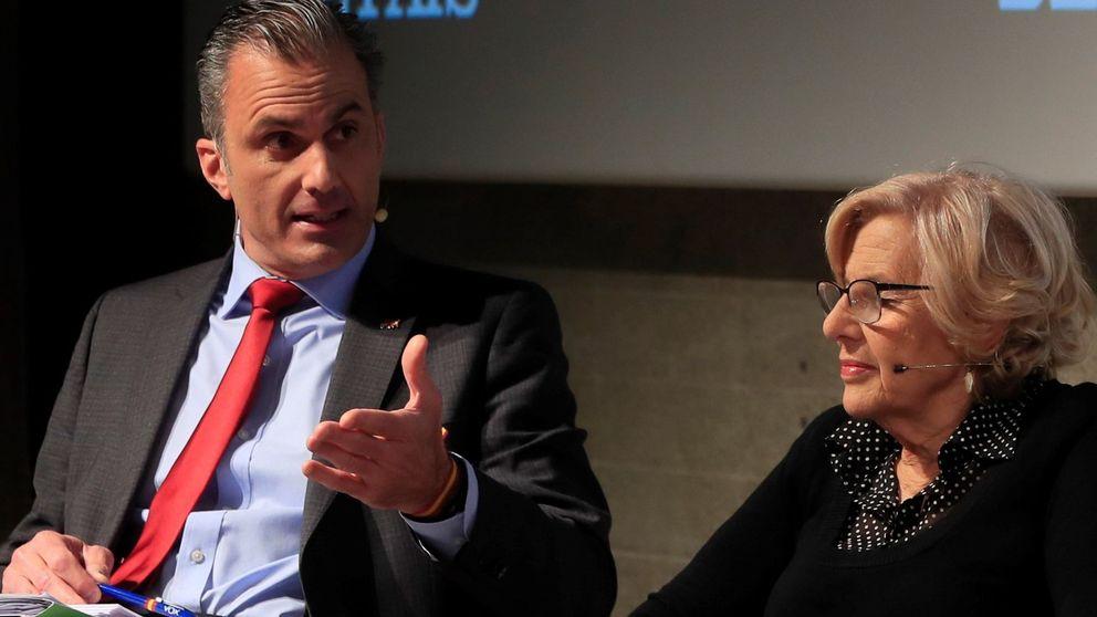 Elecciones 2019   Ortega Smith (Vox): Carmena ha hecho apología de la rebeldía