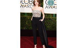 De Catherine Zeta-Jones a Conchita Wurst: lo mejor y lo peor de la alfombra roja de los Globos de Oro 2015