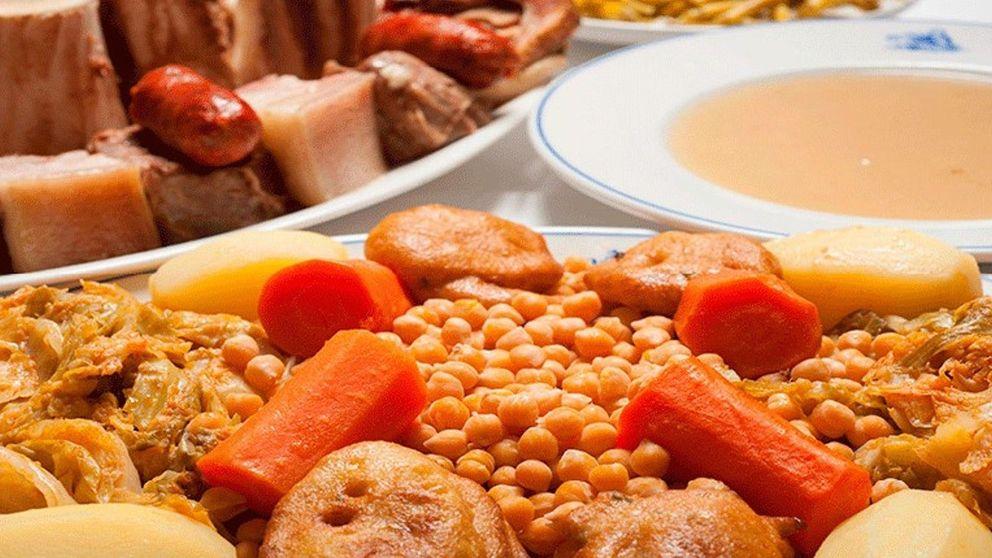 Maridajes de platos típicos de la provincia de Madrid