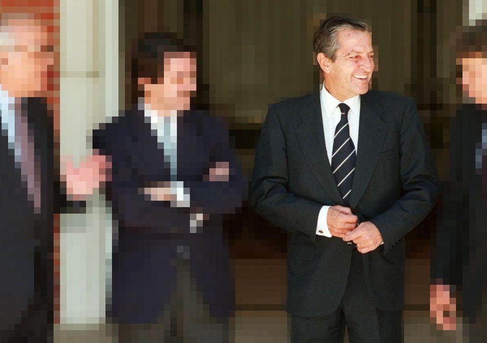 Foto: Todos los presidentes de la democracia