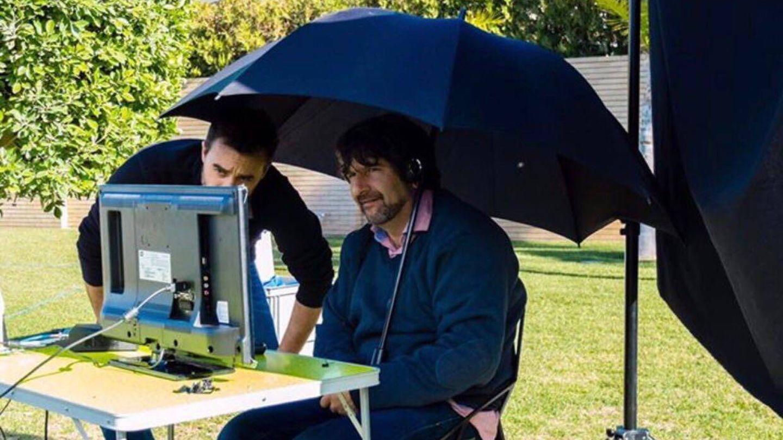 Seli Martínez, realizador de 'Mi casa es la tuya'.