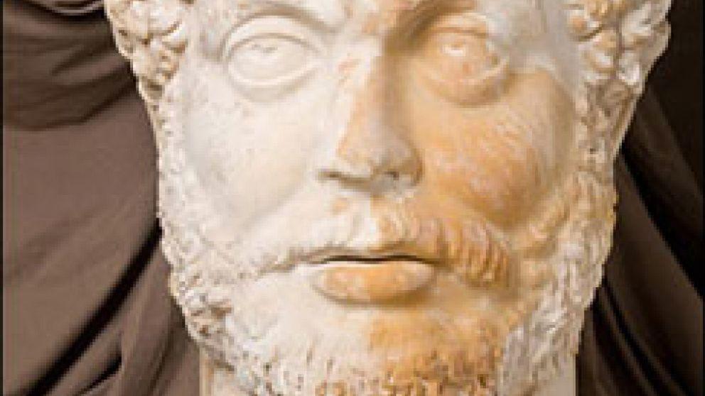 Descubren en Turquía fragmentos de una colosal escultura del emperador Marco Aurelio