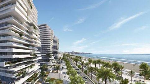Parón en las Málaga Towers: en un año apenas se han vendido 4 viviendas