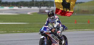 Post de Jorge Martín o el milagro de ser piloto campeón en un Madrid que desprecia la moto