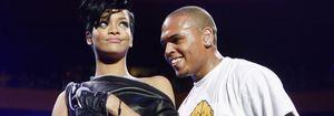 Foto: La reconciliación sentimental de Rihanna y Chris Brown, desvelada por un beso