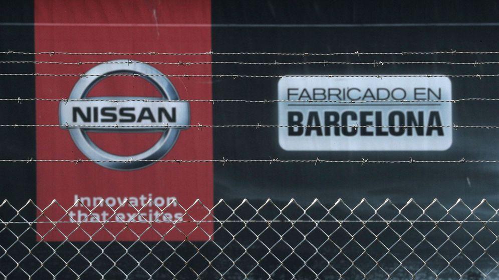 Foto: Logo de la compañía en Barcelona. (Reuters)