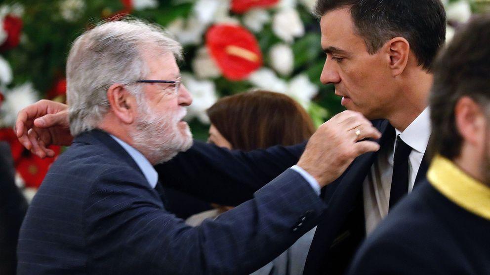 Ibarra advierte de que si Sánchez forma gobierno con UP, se dará de baja del PSOE