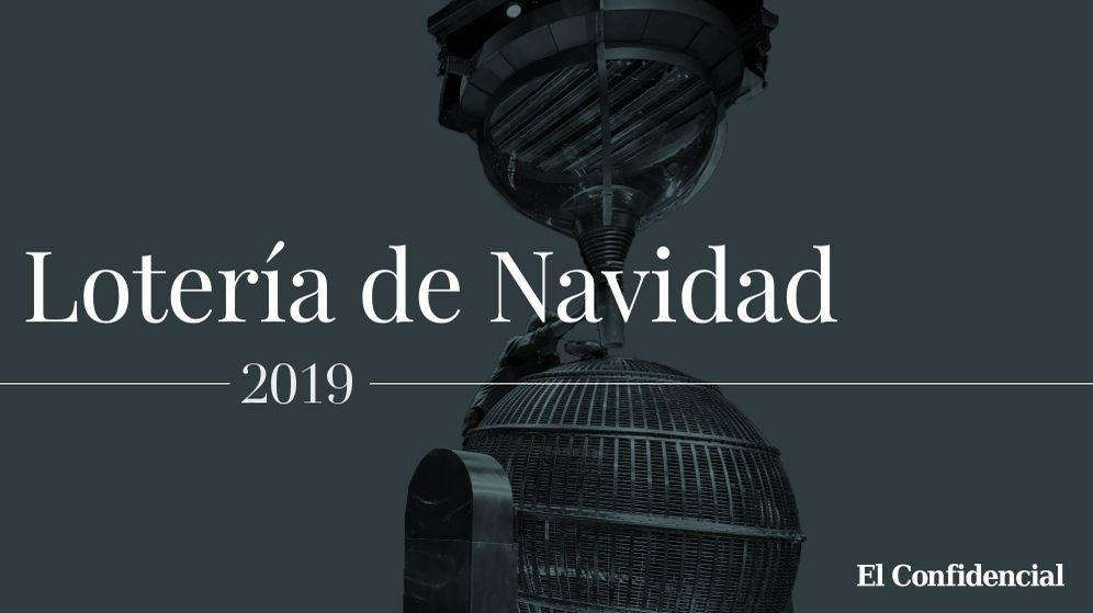 Foto: Lotería de Navidad 2019. (El Confidencial)