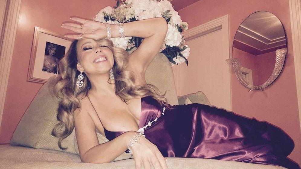 Foto: La cantante Mariah Carey en una imagen de archivo. (Instagram)