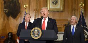 Post de Trump anuncia una bajada histórica de impuestos a las empresas