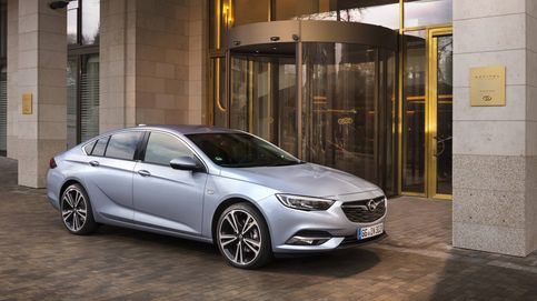 Nuevo Opel Insignia, muchas mejoras