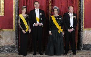 Unas Navidades atípicas para la Familia Real y sus colaterales