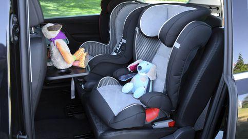 Por qué es peligroso ponerle el abrigo a los niños en la silla del coche