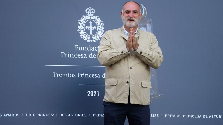 El chef José Andrés donará su parte del Premio Princesa a La Palma