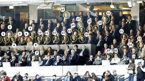 ¿Qué pasaría si pudiéramos ver lo que ocurre en el palco del Madrid?