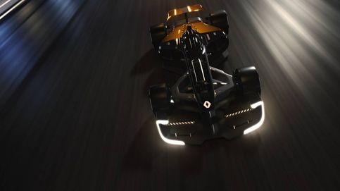 Así ve Renault la Fórmula 1 de 2027