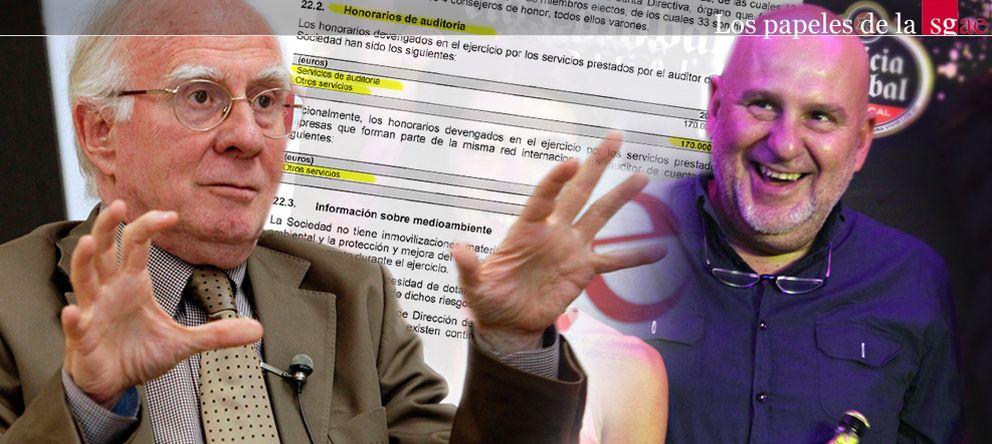 Foto: La SGAE dilapidó 1,1 millones en informes 'a la carta' para desacreditar a Teddy Bautista