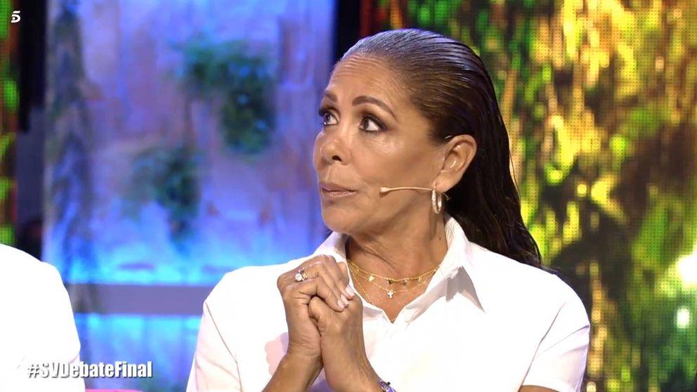 Isabel Pantoja se pronuncia sobre el escándalo sexual en su casa