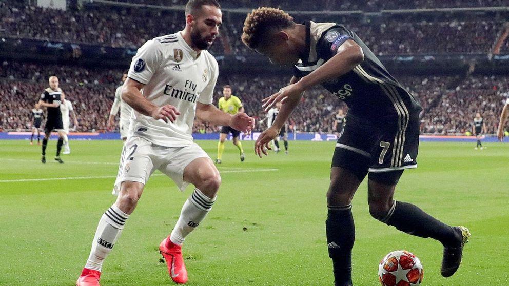 Carvajal asume la debacle del Real Madrid: Llevamos una temporada de mierda