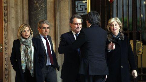 Fiscalía pide al Tribunal de Cuentas que investigue a Mas y Homs por gasto del 9N