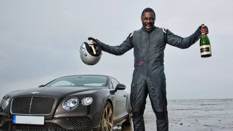 Idris y su récord de velocidad. (Discovery Channel)