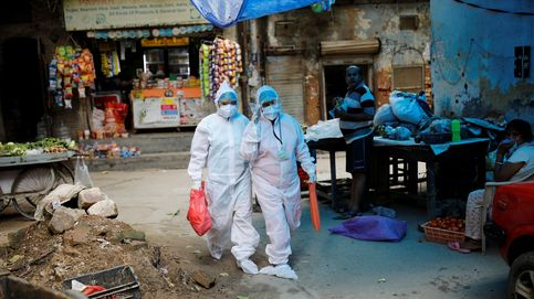 La India adelanta a EEUU como mayor foco de contagios diarios de covid-19, con 78.000