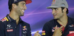 Post de Ricciardo pone fecha al fin del culebrón de Carlos Sainz con Renault y Red Bull