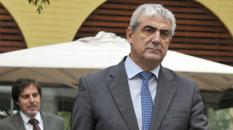 Antonio Lozano, exdirector de presupuesto de la Junta. (Efe)