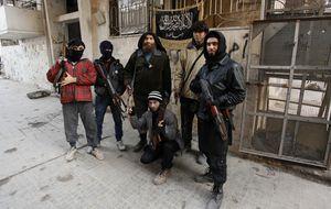 La operación para aniquilar a Al Qaeda en el oeste de Siria