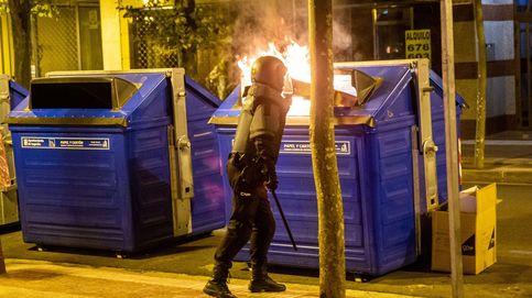 A prisión cinco de los detenidos por los disturbios del pasado fin de semana en Logroño