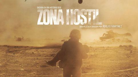 Invitamos a 50 personas con acompañante a la premiere de 'Zona hostil' en Madrid