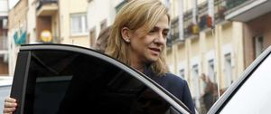 Foto: La Infanta consintió que Urdangarin usara su parentesco con el Rey para sus negocios