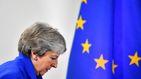 Reacciones a la dimisión de Theresa May: villana en Londres, mártir en Bruselas