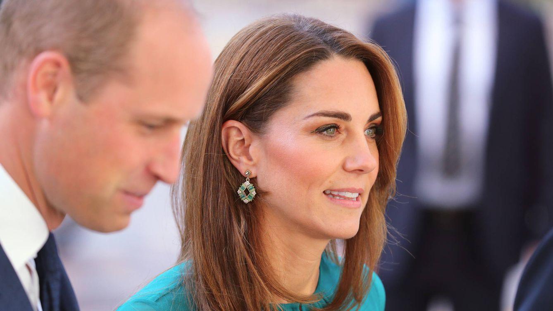 Kate Middleton, con el jefe de la infanta Cristina y estrenando pendientes de 6 euros