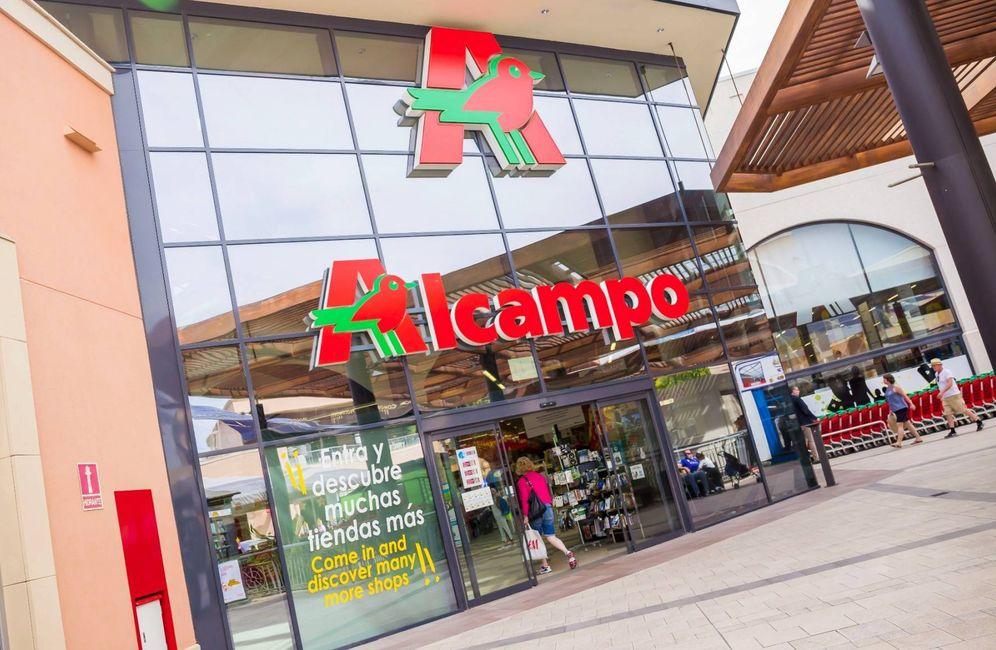 Foto: Alcampo es la segunda cadena que planea eliminar el aceite de palma de sus productos.