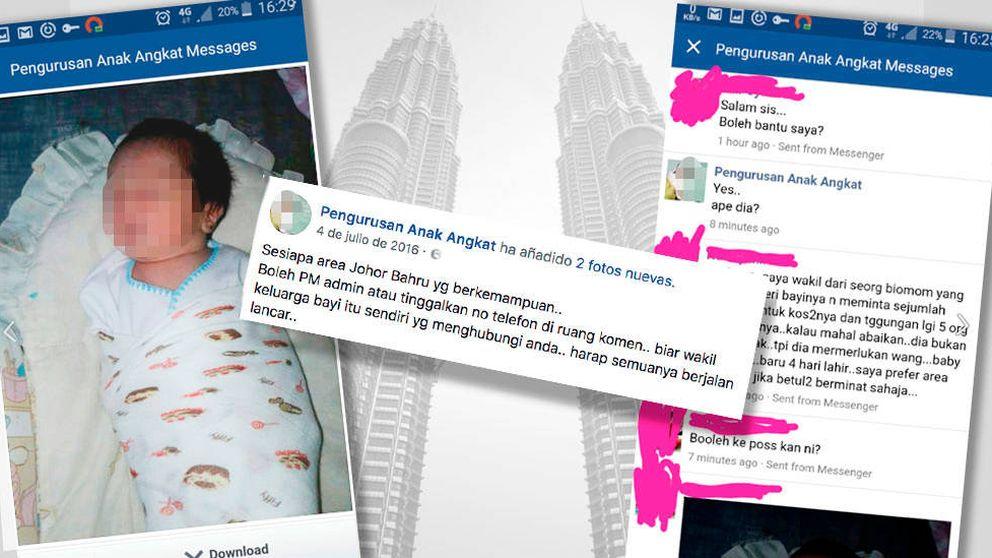 El aberrante negocio de la venta de recién nacidos: 'granjas de bebés' en Malasia