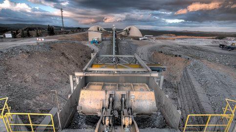 Matsa, la mina de Abu Dabi en Huelva, se queda sin 10 millones de la Junta