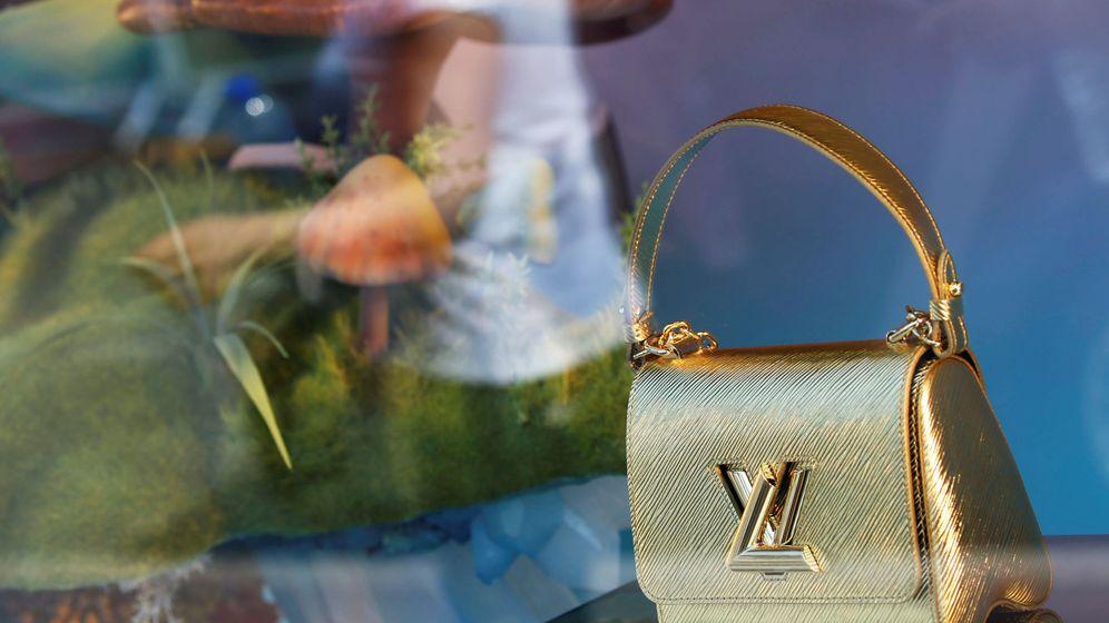 Foto: Un bolso de Louis Vuitton. (Reuters)