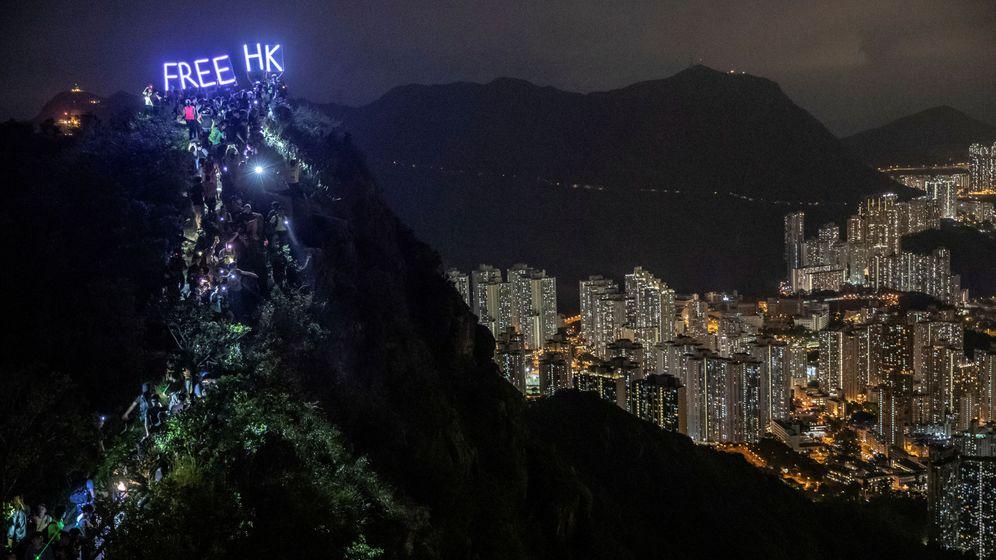 Foto: Reuters ha ganado el Pulitzer de 'Fotografía de Última Hora' por su trabajo en las protestas de Hong Kong. (Athit Perawongmetha)