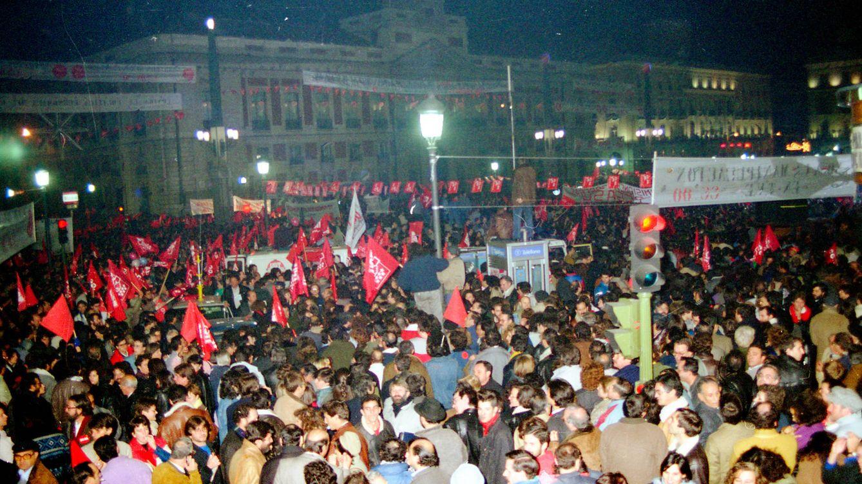 14-D: la huelga más grande jamás vivida que puso a González al borde de la dimisión