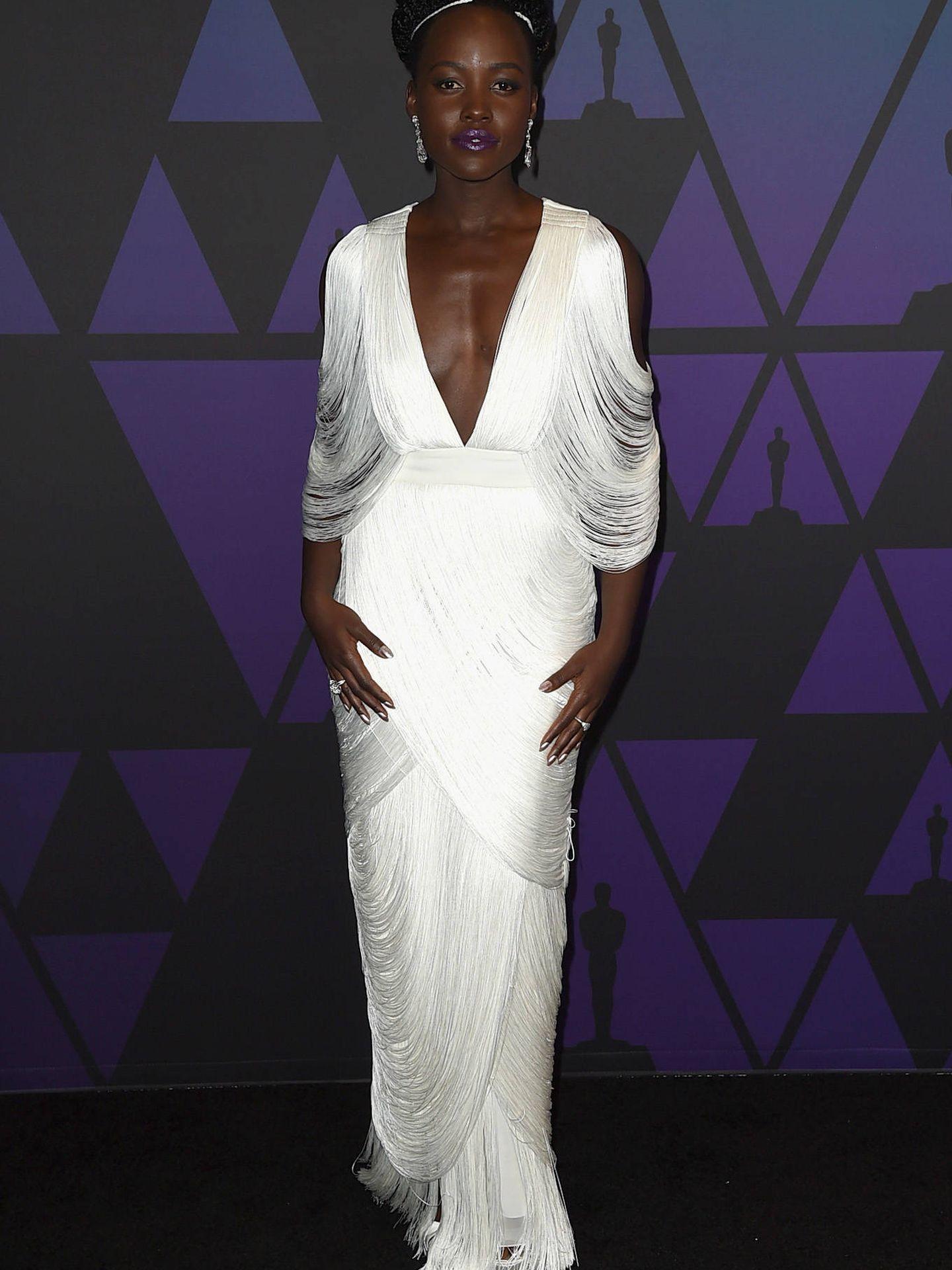 Lupita Nyong'o. (Getty)